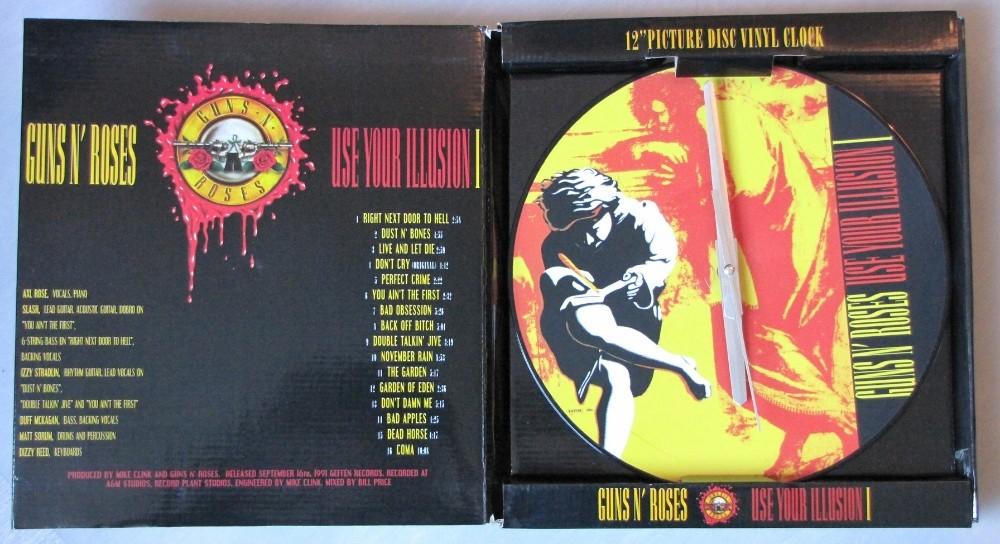 Guns N' Roses Vinyl Bootlegs � Archive for Bootlegs