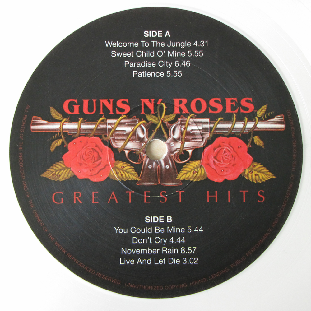Guns n roses greatest hits 2010 | Slash on his greatest hits